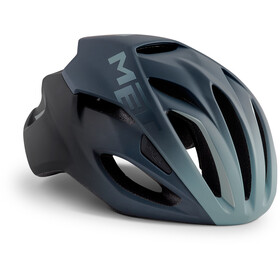 MET Rivale Bike Helmet blue